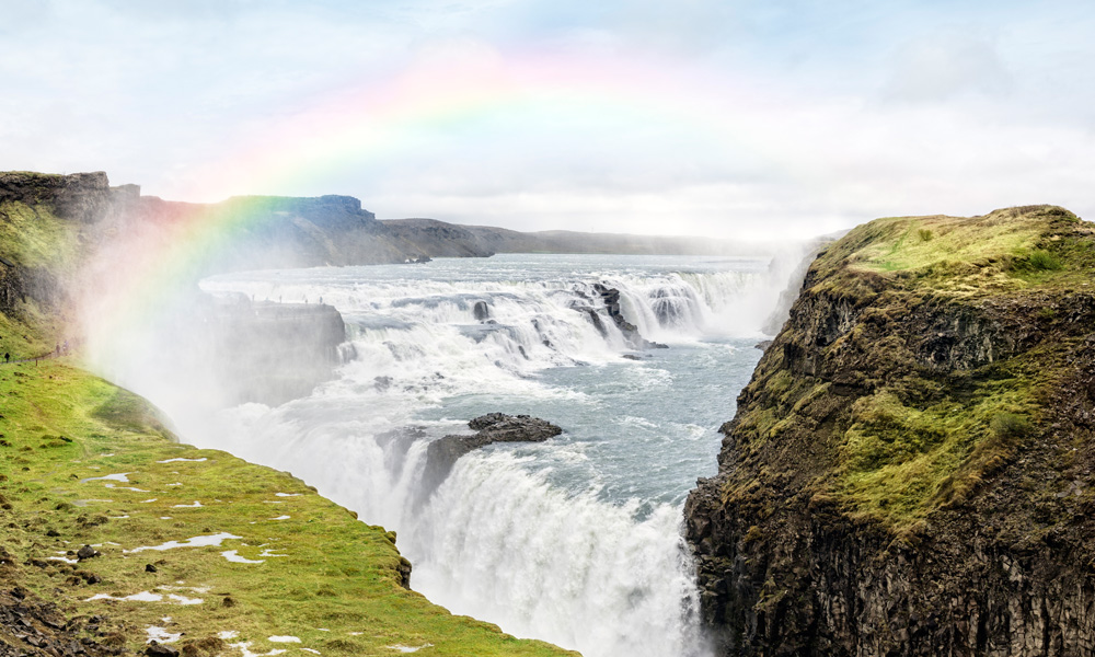 The Golden Circle Tour Iceland is a long time classic with travellers. The route showcases some of the most spectacular scenery Iceland has to offer, as well as historically important sites.