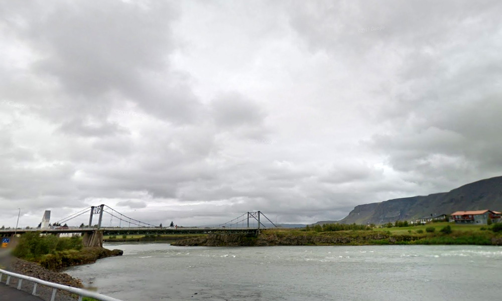 Transfer to or from Selfoss